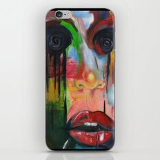 it's all too much iPhone Skin