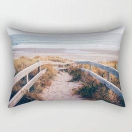Secret Passage Rectangular Pillow