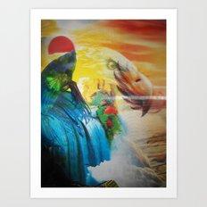 tcs6rec16 Art Print