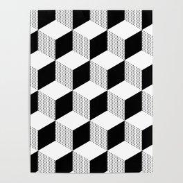 Hexagon Poster