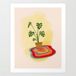 for cait Art Print