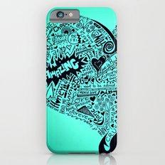 Blu Heart Slim Case iPhone 6s