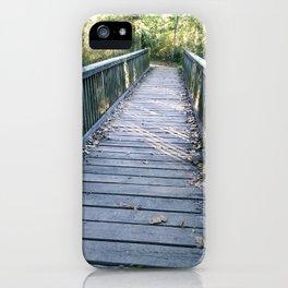 A Trail 002 iPhone Case
