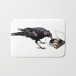 Ravens Like Music Too Bath Mat