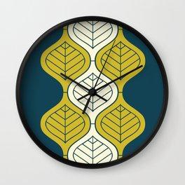 Bohemian Mod Wall Clock