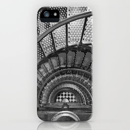The Keepers Journey / St. Augustine, Florida Lighthouse iPhone Case