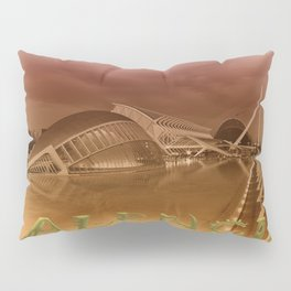 Valencia Science City Pillow Sham