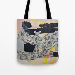 kamuflaj Tote Bag