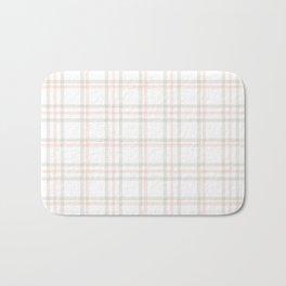 Cute Plaid 1 Bath Mat