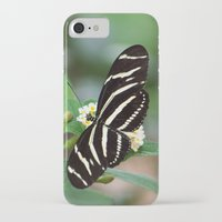classy iPhone & iPod Cases featuring Classy by psycartist