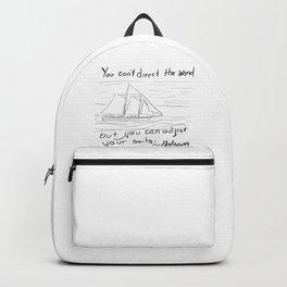 Adjust Your Sails Backpack