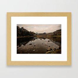 Blea Tarn Reflections Framed Art Print