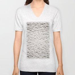 texture Unisex V-Neck