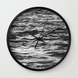 DROWN IN WATER  Wall Clock