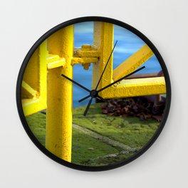 Reykjavik Wall Clock
