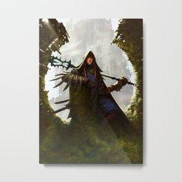 Scavenger Heroes series - 8 Metal Print