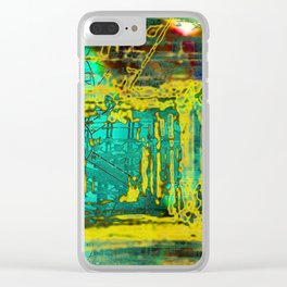 It Takes A Memory Clear iPhone Case