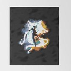 THE LEGEND OF KORRA Throw Blanket