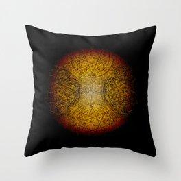 jupiter magic Throw Pillow