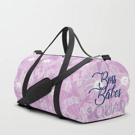 Boss Babes Squad I Duffle Bag