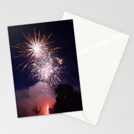 Independence Sky Stationery Cards