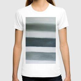 grey strata T-shirt