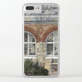STANDEN2 Clear iPhone Case
