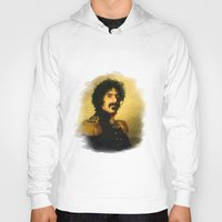 replaceface Hoodies featuring Frank Zappa - replaceface by replaceface
