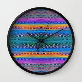 Ska Wave Wall Clock