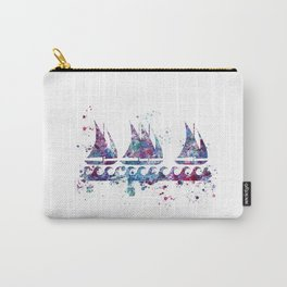 Little boats Carry-All Pouch