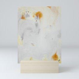 Mable stone amazing design Mini Art Print