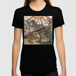 When Dinosaurs Ruled the Earth - Jurassic Park T-Rex T-shirt
