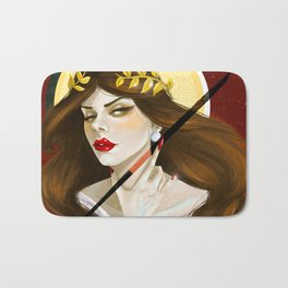 Gods and Monsters Bath Mat