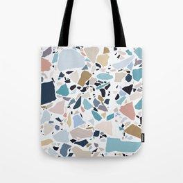 Pastel Terrazzo Tote Bag
