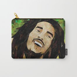 Marley Collage Carry-All Pouch