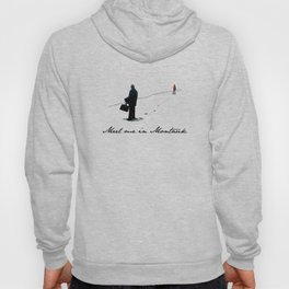 Meet Me In Montauk Hoody