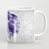 mineral Mugs featuring Mineral by Lindella
