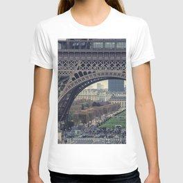 Eiffel Tower French T-shirt