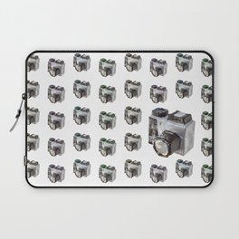 Paper Camera Laptop Sleeve