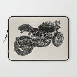 GT1000 Motorcycle Laptop Sleeve