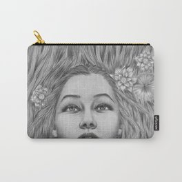 Lady July - preparing for the summer Carry-All Pouch