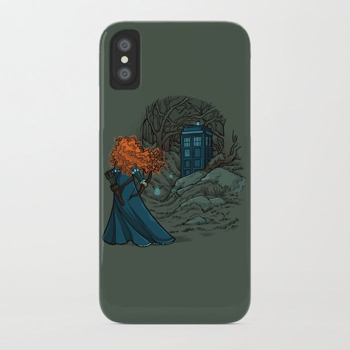 Follow Your fate iPhone Case