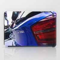 bmw iPad Cases featuring BMW M135i back by Mauricio Santana