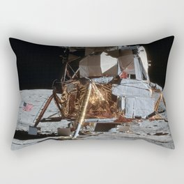 Apollo 14 - Lunar Module Rectangular Pillow
