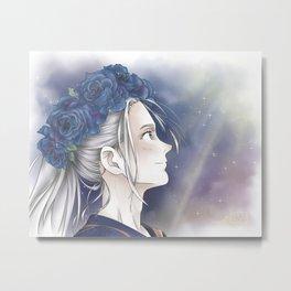 Viktor's Victory Metal Print