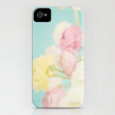 Spring Pastels  Slim Case iPhone (4, 4s)