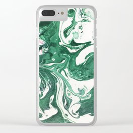 Arual Clear iPhone Case