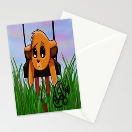 Chibi Simba Stationery Cards