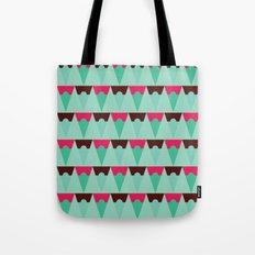 Chocolate Trees Tote Bag