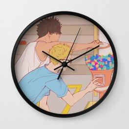 Haikyuu - Kurotsuki 20 Wall Clock